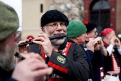 Klim Rickowitz, Hartford St. Patrick's Day Parade